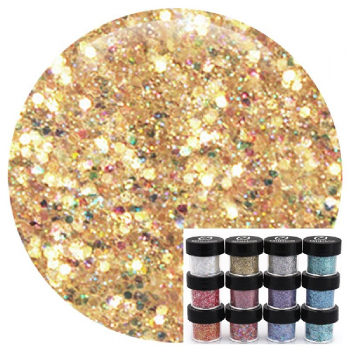 Glitties Metallic Sunburst - 44